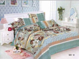 Wholesale Factory Fabric Modern Bedspread Bedding Set