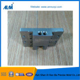 Customed Precision CNC Machined Aluminum Block
