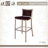 Aluminum High Counter Side Chair Bar Stool (JY-B03)