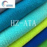 100%Polyester 150d/144f Micro Polar Fleece Fabric