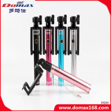 Aluminum Monopod Foldable Extendable Selfie Stick of Wired Control
