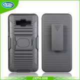 Hot Sale PC TPU 3 in 1 Armor Phone Case for Grand Prime/G530 with Belt Clip