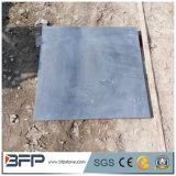 G654 Dark Grey Outdoor Floor Tile Flamed and Brushed Granite