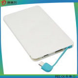 Promotion Gift Mobile Phone Ultra Slim Credit Card Power Bank 2600mAh