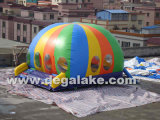 Inflatable Music Bounce House, Bouncy Castle, Jumping Bouncer