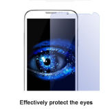 Phone Accessories Anti-Blue Ray Anti-UV Tempered Glass Screen Protector for Samsung Note 2