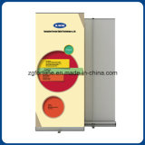Economy Aluminum Display Roll Display Stand for Advertising
