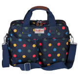 Waterproof PVC Canvas Multifunction Mummy Bag (501606)
