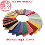 Soundproof Polyester Fiber Acoustic Panel for Building Material Decoration Panel Board Sheet