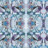 Digital Print Silk Fabric Wholesale Silk Chiffon Fabric for Dresses (SZ-0042)