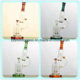 Wonderful Design Glass Water Pipe 6 Colors in Excellent Conditions Glass Smoking Pipe