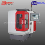 400mm X 300mm Vertical CNC Engraving and Milling Machine (GS-E430)