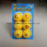 Emoji Colored Ping Pong Balls