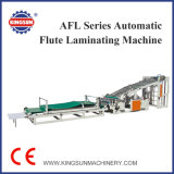 Afl-1300 Model Automatic High Speed Flute Laminating Machine