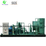 5000-10000nm3d Delivery Volume Natural Gas Boost Compressor