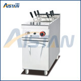 Gh778c Gas Pasta Cooker with Cabinet of Kitchen Equipment