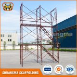 Portable and Mobile Working Platform Frame System Scaffolding