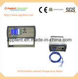 Temperature Paperless Recorder for LED Industries (AT4516)