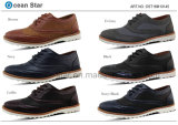 2017 New Fashion Casual Shoes, Leather Man Shoes