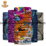 Promotional Fashionable Design Quick Dry Seamless Tube Bandana Cycling Headscarf