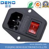 Panel Mount Us Outlet Power Socket Electrical Socket Female Industrial Socket