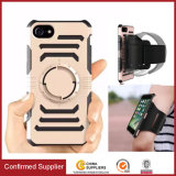 Anti-Drop Sports Arm Band Case Armor PC Phone Case for iPhone 7plus