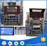 China Supplier Automatic Polythene Stretch Film Winder Machinery