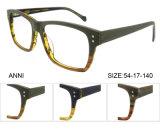 Wood-Like Acetate Optical Frame Hot Selling Glasses Frames