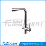 New Nickle Brushed Drinking Water Kitchen Tap