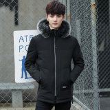 Nice Fitting and Super Warm Mens Winter Down Jacket