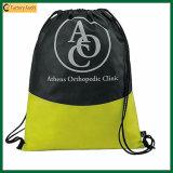 Drawstring Gift Shopping Bag Nonwoven Sport Bag (TP-dB089)