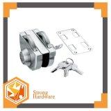 Frameless Stainless Steel Gate Glass Door Locks