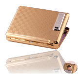 Promotion Rechargeable USB Lighter Cigarette Case