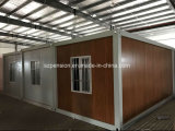 Green Environmental Prefabricated/Prefab Mobile Construction House