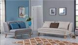 New Modern Home Furniture Living Room Fabric Sofa Set (HC070)
