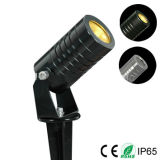 3W IP65 LED Spot Spike RGB Outdoor