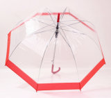 Pink Color Big Size Foldable Umbrella