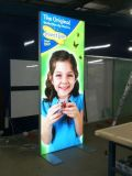Hot Indoor Fabric Exhibition Lightbox Display Stand Pictures and Photos
