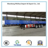 China 60t Utility Cargo Trailer. Side Wall Semi Trailer for Sale