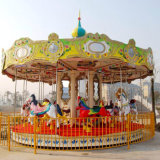 Hot Sale Rides Merry Go Round Carousel for Amusement Park