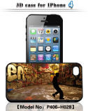 3D Case for iPhone 4 (P406-H028)