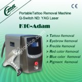 K10 2014 Hot Selling Q Switch Tattoo Removal Equipment