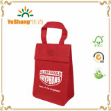 Light Weight Non Woven Insulated Lunch Tote Cooler Bags