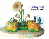Funny Bee Carousel Amusement Machine