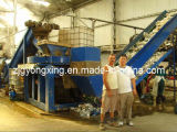 PET Bottles Crushing & Washing Line