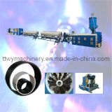 Plastic HDPE Gas and Water Pipe Extrusion Line with SGS/Ce Certificate Extruder (TPEG-160)