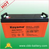 12V120ah Sealed Lead Acid Battery, UPS Battery, Rechargeable Deep Cycle Gel Solar Battery