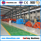Rigid Wire Stranding Machines with Mechanical / Pneumatic Tension