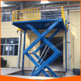 2016 Hot Sale Industrial Double Scissor Lift