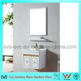 New Design Aluminum PVC Bathroom Vanity Cabinets